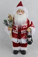 Новогодний дед мороз 30 см / санта клаус
