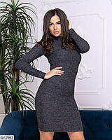 Платье женское из ангоры р-ры 42-48 арт 1078