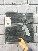Плед флисовый, 125x150 см, фото 1
