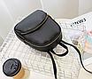 Рюкзак женский сумка кожзам Classic, фото 2