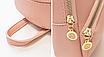 Рюкзак женский сумка кожзам Classic, фото 4