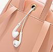 Рюкзак женский сумка кожзам Classic, фото 6