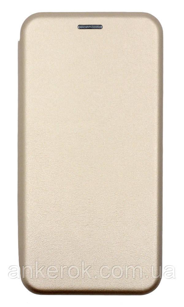 Чохол-книжка для Xiaomi Redmi Note 8 (Gold)