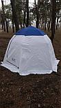Палатка  3 чел стек флай  полуавтомат, фото 3