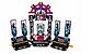 """Конструктор Bela Friends 10406 (Аналог Lego Friends 41105) """"Сцена поп-звезды"""" 448 детали, фото 2"""