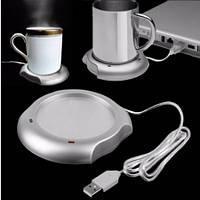 USB электрическая подставка- нагреватель для чашки.
