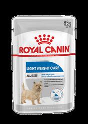 Вологий корм Royal Canin Light Weight Care Loaf Роял Канін Лайт Вейт Кеа 85 г