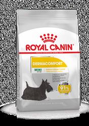 Корм Royal Canin Dermacomfort Mini для собак мелких пород с чувствительной кожей 3 кг