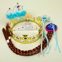 Короны, волшебные палочки