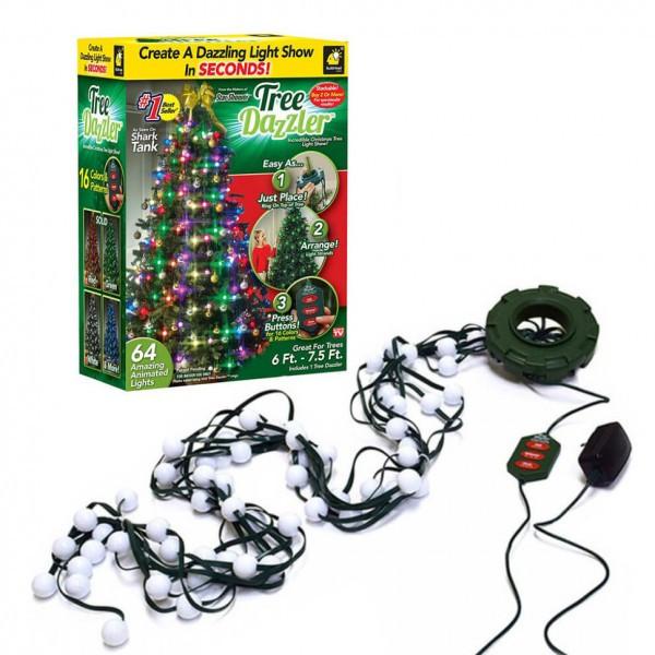 Гирлянда Tree Dazzler - 48 лампы - на новогоднюю елку
