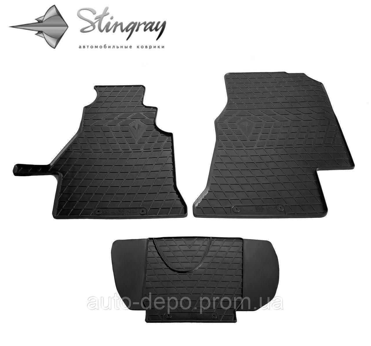 Коврики автомобильные для Volkswagen LT II (1+2) 1995-2006 Stingray