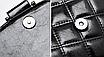 Рюкзак женский городской молодежный трансформер Коричневый, фото 8