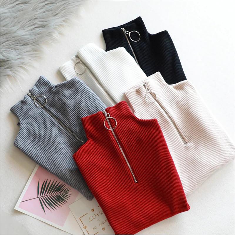 Женственный свитер облегающий 42-44 (в расцветках)