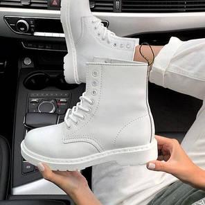 Женские демисезонные ботинки Dr. Martens, фото 2