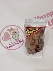 Печиво Lasun кісточки зі смаком печінки для собак 120г