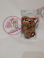 Печиво Lasun кісточки зі смаком курки для собак 120г