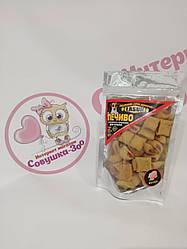 Печиво Lasun Roll рулетики з апетитною начинкою зі смаком курки для собак 160г