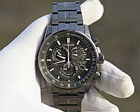 Citizen E-D PCAT Multifunction Charcoal Grey Dia-AT4127-52H, фото 1