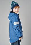 Демисезонная куртка для мальчика Reimatec Seiland 521559.9-6790. Размеры 80 - 140., фото 4