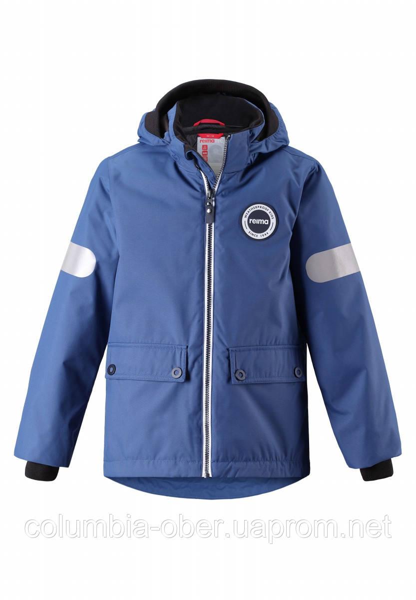 Демисезонная куртка для мальчика Reimatec Seiland 521559.9-6790. Размеры 80 - 140.