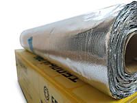Алюминиевый мат под ламинат IN-THERM / 2.5 м² / 375 Вт / электрический тепый пол