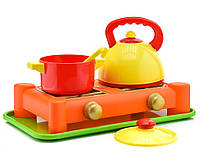 Детская игровая кухня Газовая плита 70408
