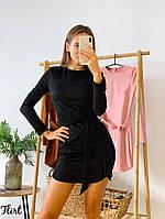 Платье женское Зефирка АГ/-4800 - Черный, фото 1
