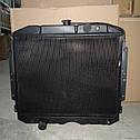 Радиатор ГАЗ 3307 мед 3 рядный пр-во Иран Радиатор, фото 3