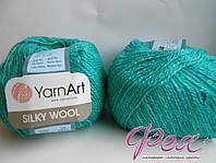 Пряжа ЯрнАрт Силк Вул (YarnArt Silky Wool ) №339
