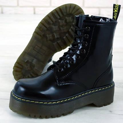 Женские демисезонные ботинки Dr. Martens Jadon, фото 2