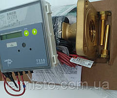Счетчик тепла Landis+Gyr ULTRAHEAT T550/UH50-B74D Ду80 Qn 40,0 одноканальный ультразвук.