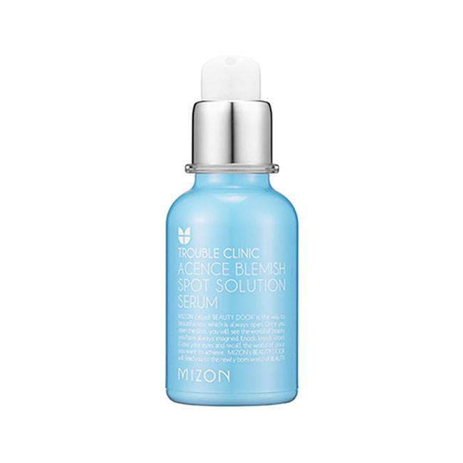 Сыворотка анти-акне для проблемной кожи лица Mizon Acence blemish spot solution serum 30 мл
