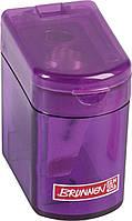 Точилка Brunnen Клик Фиолетовая