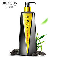 Детокс-шампунь с бамбуковым углём Bioaqua, 300 ml