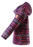 Демисезонная куртка для девочки Reima Softshell Vantti 521569.9-4961. Размеры 92 - 140., фото 3