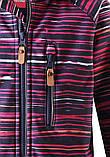 Демисезонная куртка для девочки Reima Softshell Vantti 521569.9-4961. Размеры 92 - 140., фото 5