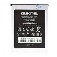 Oukitel Аккумулятор (батарея) Oukitel C4 оригинал