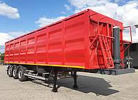 ПВХ тент для зерновозов, самосвал, прицеп под заказ из ткани ПВХ - Испания