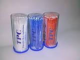 Пластиковые аппликаторы браши, упаковка 100шт, фото 2