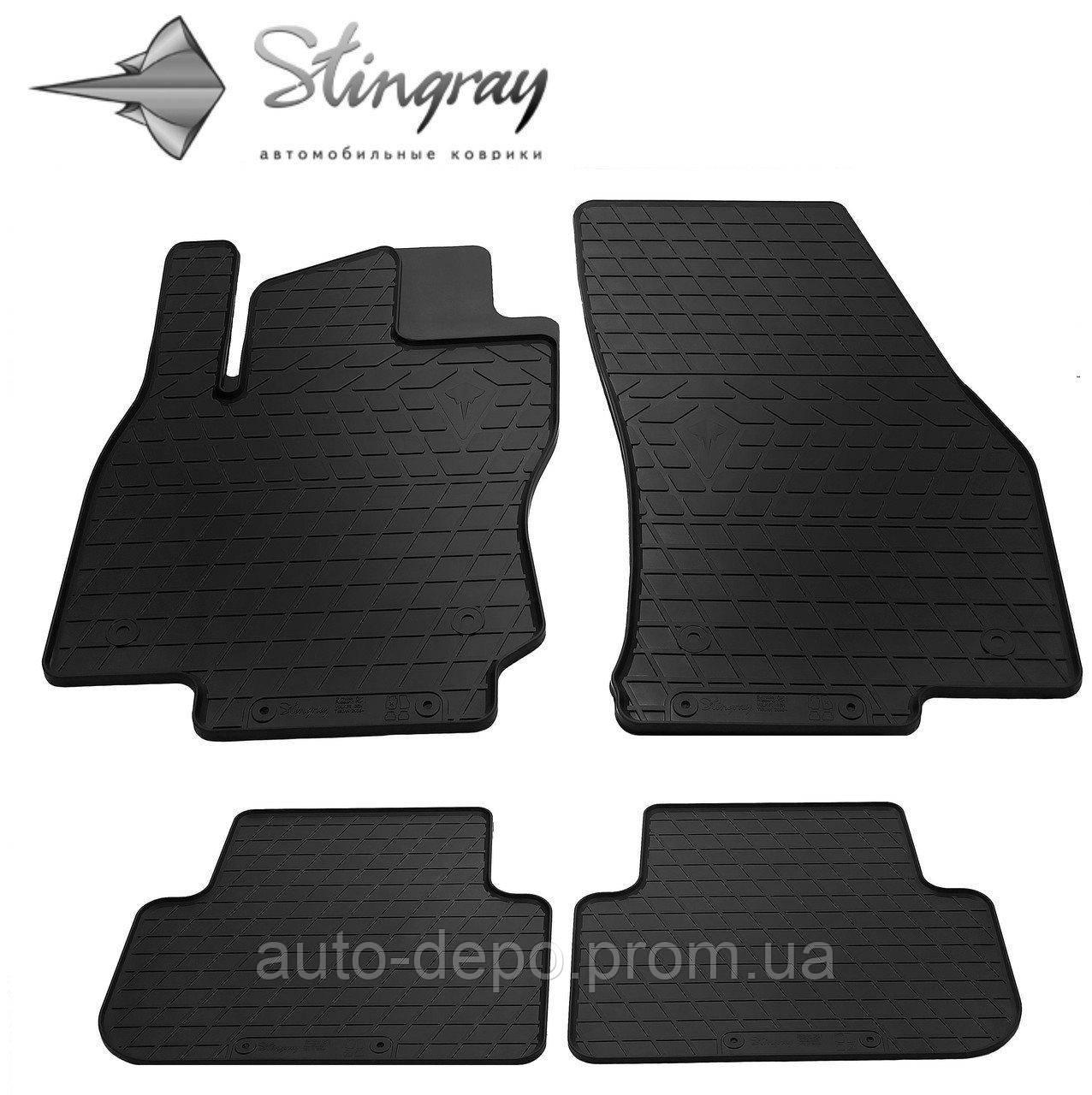 Коврики автомобильные для Volkswagen Tiguan 2016- Stingray