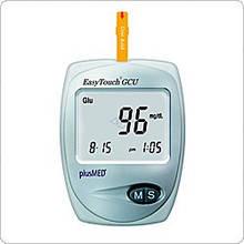 Анализатор EasyTouch GCU (холестерин, мочевая кислота, глюкоза) Праймед