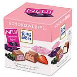 Набор шоколадных конфет Ritter Sport Schokowurfel Joghurt (Риттер Спорт йогурт), 176 г, фото 2