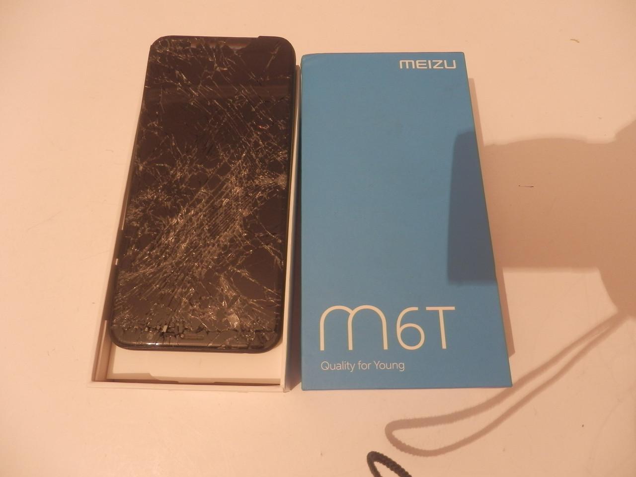 Мобильный телефон Meizu M6T 3/32 №7191