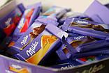 Шоколадные конфеты Milka Naps mix в коробке, 1.702 кг., фото 3