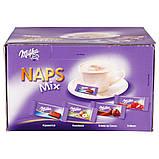 Шоколадные конфеты Milka Naps mix в коробке, 1.702 кг., фото 6