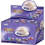 Шоколадные конфеты Milka Naps mix в коробке, 1.702 кг., фото 7