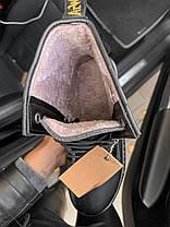 Женские зимние ботинки Dr. Martens с мехом, фото 3