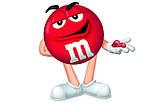 Драже M&M's с арахисом, 1 кг, Германия, фото 3