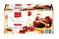 Марципан в шоколаде Favorina Finest Marzipan With Cherry с черешневым джемом, 300 г