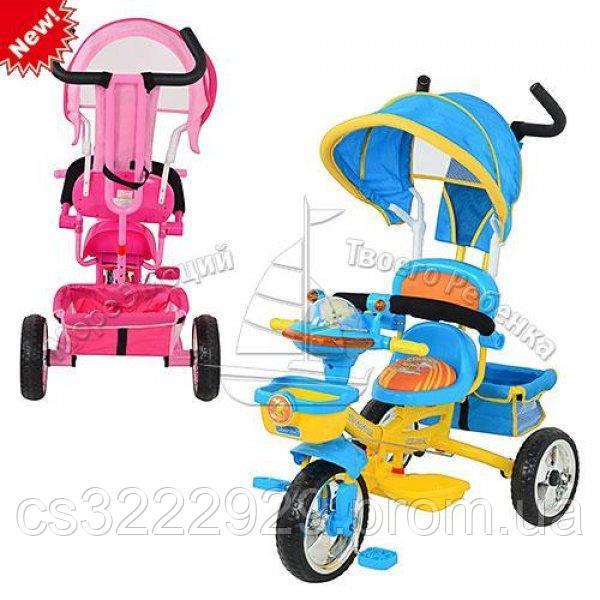 Детский трехколесный велосипед B29-1B-1 BAMBI